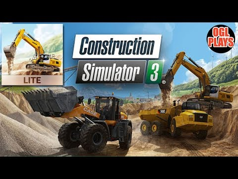 Construction Simulator 3 Lite - Android gameplay