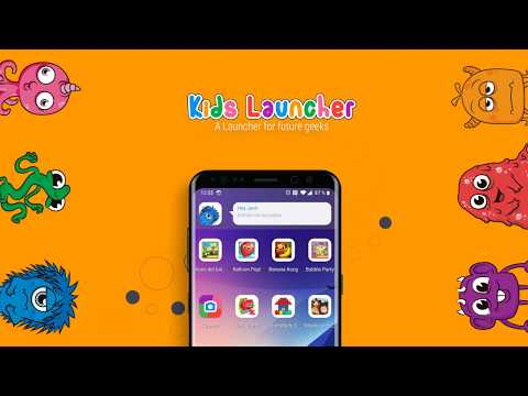video review of Kids Launcher - Parental Control and Kids Mode
