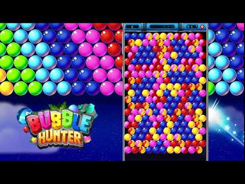 video review of Bubble Hunter