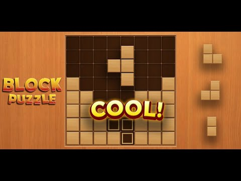 video review of Wood Block Puzzle