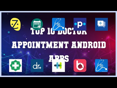 Top 10 Doctor Appointment Android App   Review