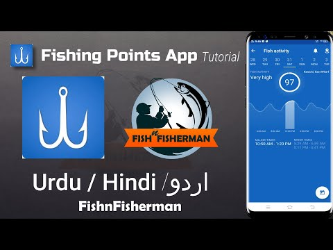 Fishing Points App Tutorial | How to use Fishing Points | FishnFisherman
