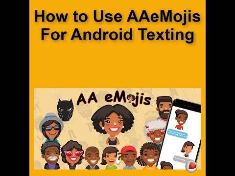 How to Use African American Emojis For Android Text Messaging Update