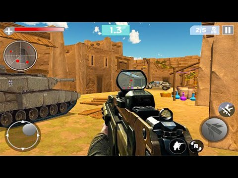 Critical Action :Gun Strike Ops - Android GamePlay HD - FPS Shooting Games Android #26