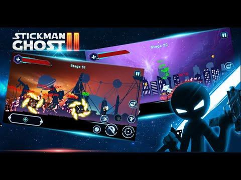 video review of Stickman Ghost 2