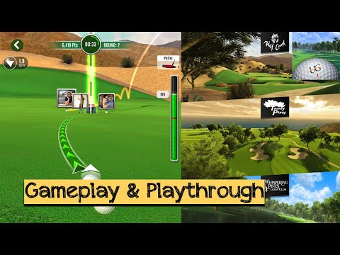 Ultimate Golf! (by Miniclip) - Android / iOS Gameplay