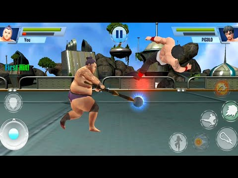 Anime Fighting Games Epic Manga Fighters Clash | Sumo Fight