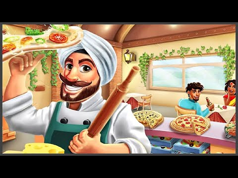 Chef's Life : Crazy Restaurant Kitchen (Gameplay Android)