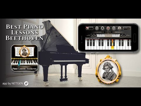 video review of Best Piano Lessons Beethoven