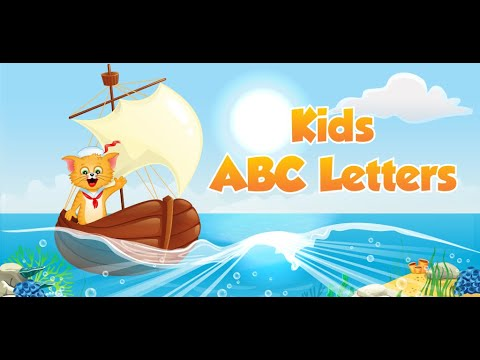 video review of Learn ABC Letters with Captain Cat