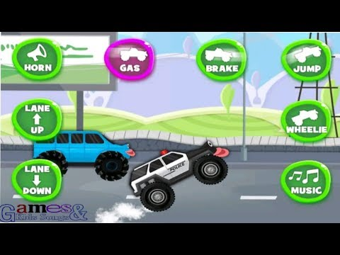 Fun kids Cars :best Android Gameplay HD#