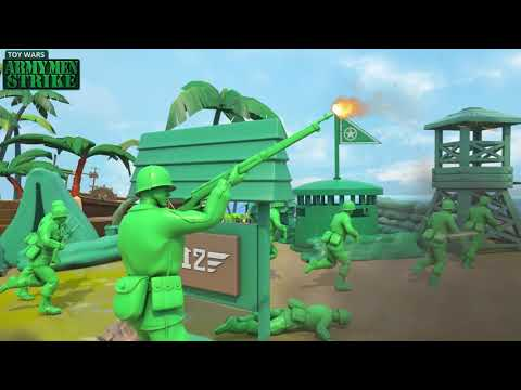 video review of Army Men Strike