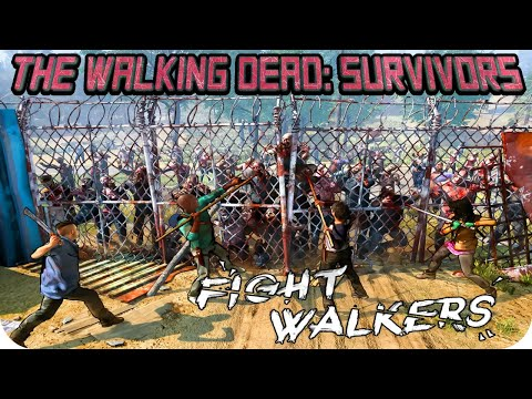 The Walking Dead: Survivors (Early Access) INTRO   Begin Gamerplay | iOS / Android