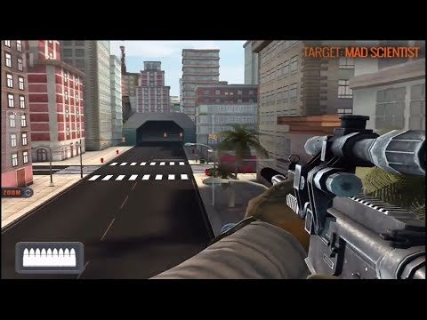 Sniper 3D ASSASSIN Gun Shooter: Free Shooting Games - FPS Gameplay Android / iOS Ivy City Missions