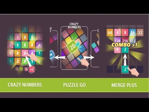 Puzzle Go - Merge Puzzle Game Collection Android Gameplay