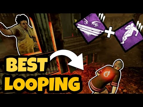 BEST LOOPING BUILD IN DEAD BY DAYLIGHT MOBILE!