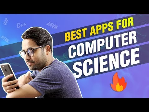 Top 5 Best Android Apps for Computer Science Students - Learn from BASIC TO PRO (2020) 🔥