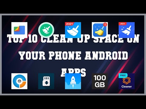 Top 10 Clean up space on your phone Android App | Review