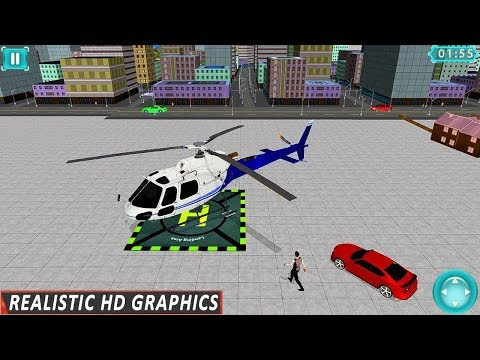 Helicopter Flying Adventures Android Gameplay