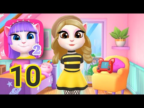 My Talking Angela 2 Android Gameplay Episode 11