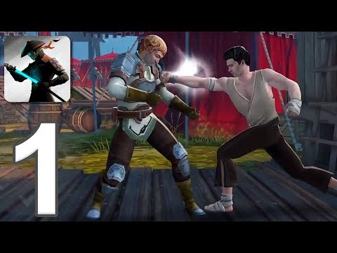 Shadow Fight 3 - Gameplay Walkthrough Part 1 - Chapter 1 (iOS, Android)