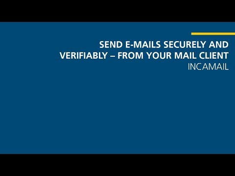 Send sensitive documents directly from your business software I Tutorial