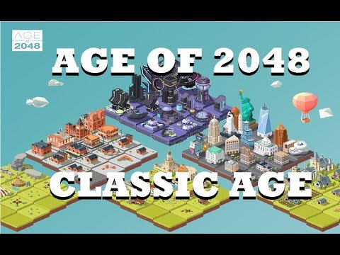 Age of 2048 (Android/IOS) Gameplay - Classic Age Level