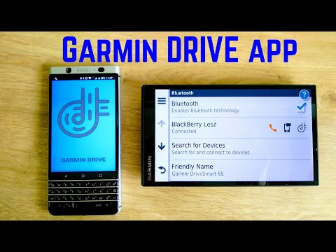 2019 Garmin drivesmart 65 how to connect with your phone Garmin drive app