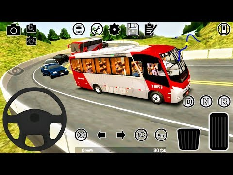 Proton Bus Simulator Road Lite - Best Android Gameplay
