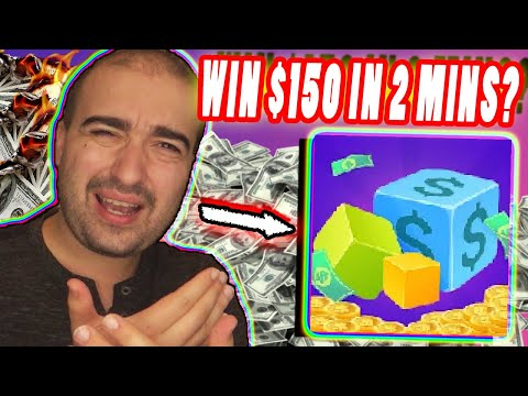1010! Block Fun App: $150 IN 2 MINS? LOL! - Earn Money Paypal Review Youtube Legit Payment Proof?
