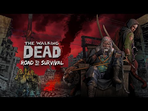 video review of The Walking Dead
