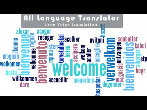 video review of All Languages Translator
