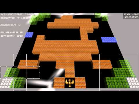 Let's Play - Tank 1990 3D - Android Game Full HD