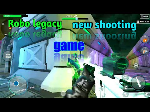 Robo legacy new shooting games for Android