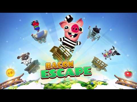video review of Bacon Escape