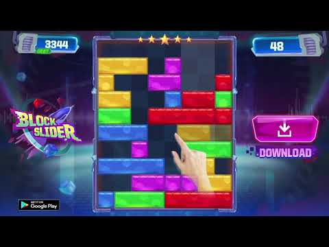 video review of Block Slider Game