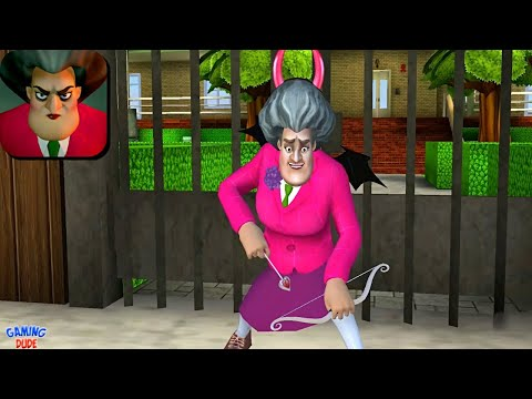 Scary Teacher 3D - New Update New STUPID CUPID Level | Gameplay Walkthrough | Android Gameplay HD