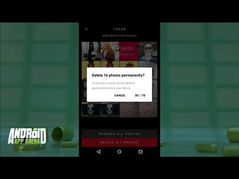 Android App Arena 100: Photo Management
