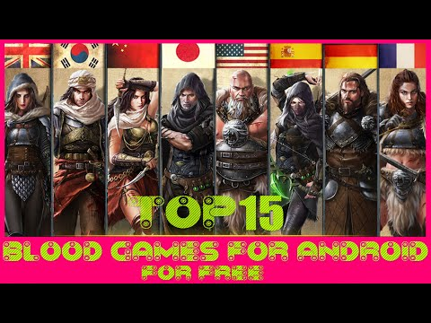 Top 15 Bloody Games For Android Enjoy Free Games 2020 (Advert Game)