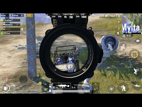 PUBG Mobile Android / iOS  Gameplay #18 #DroidCheatGaming