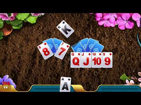 Solitales Garden & Solitaire Card Game in One | Android Gameplay 828