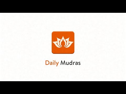 Daily Mudras - For Healthy Life