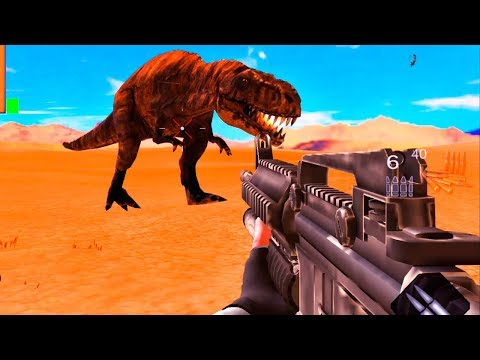 Dinosaur Hunter 3D - Android GamePlay FullHD #2