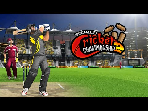 World Cricket Championship 2 Android Gameplay [HD]