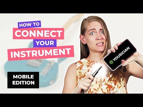 Yousician How-to: How to Connect Your Guitar to a Phone or Tablet