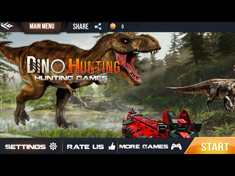 Wild Dino Hunting Clash: Animal Hunting Games‏ Android Gameplay