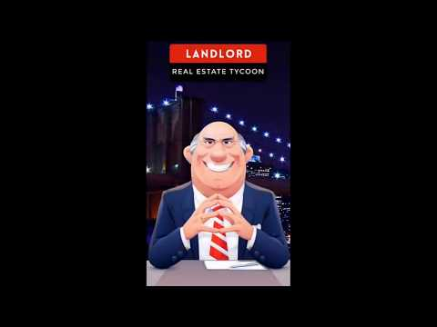 LANDLORD REAL ESTATE TYCOON GAMEPLAY - ANDROID & IOS