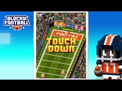 video review of Blocky Football