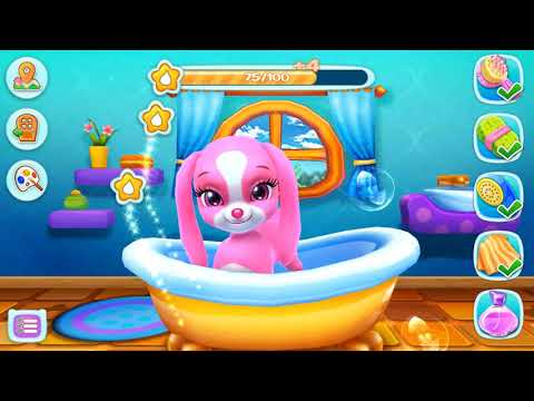 Take Care of Cute Little Puppy - Puppy Love - My Dream Pet - Android gameplay - Coco Play By TabTale