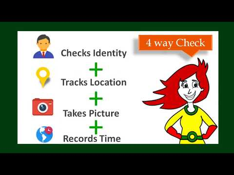 video review of Employee Time & Attendance tracking App. Try Free.